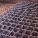Malha para piso de concreto